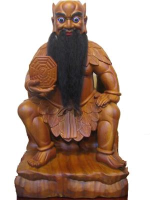 八卦祖師-道教