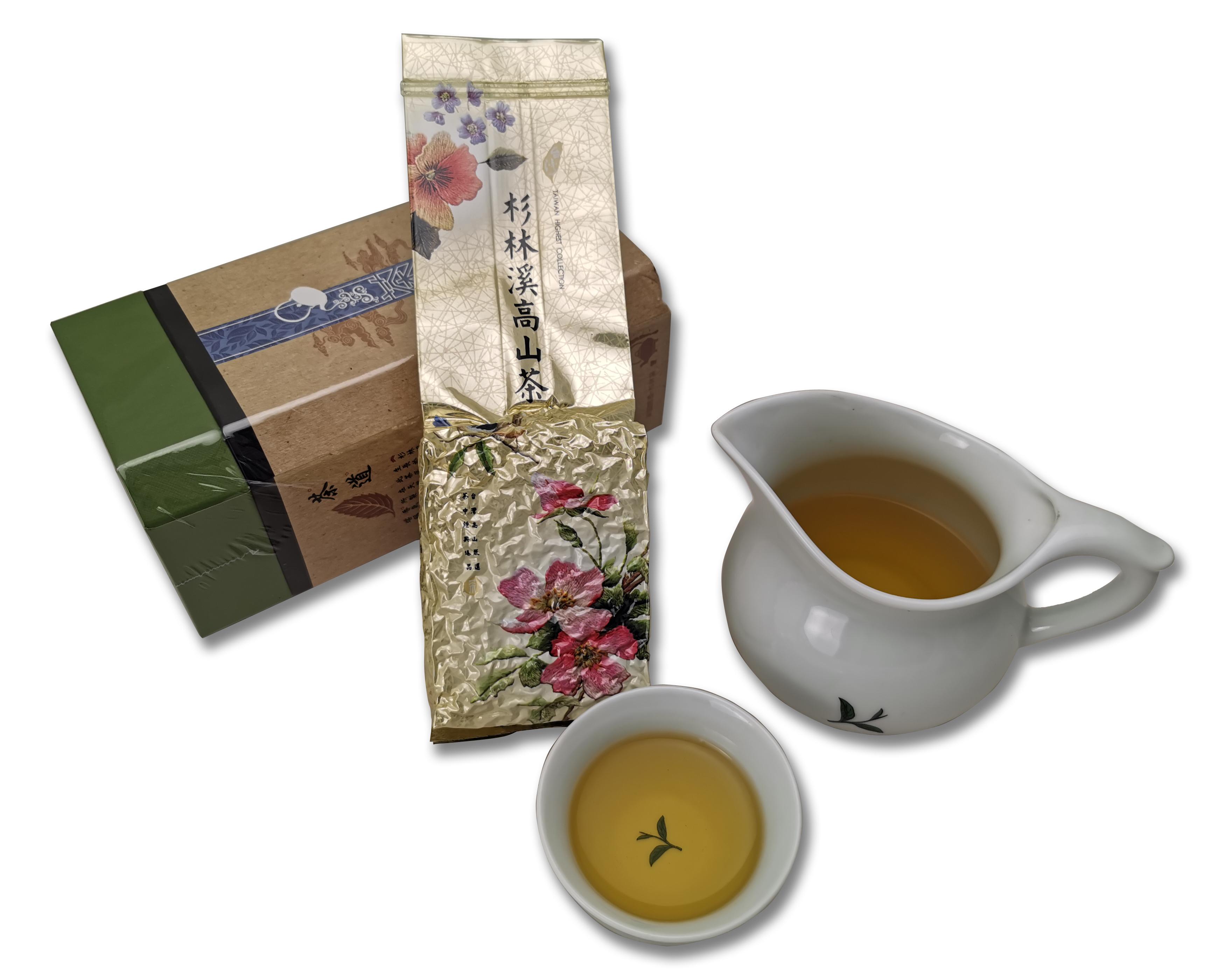 黃金甘露茶(2019春茶)的特殊能量