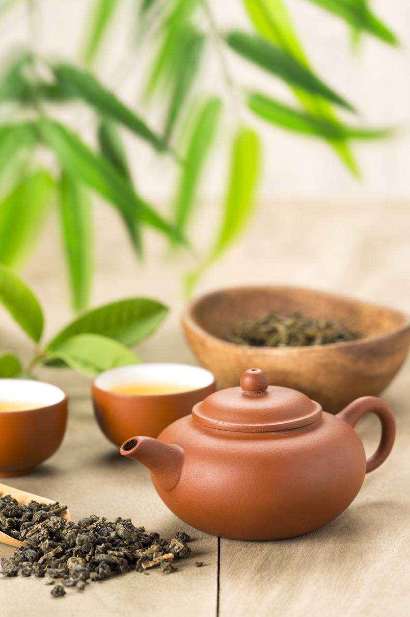 神奇的黃金甘露茶,除濕排寒又補氣