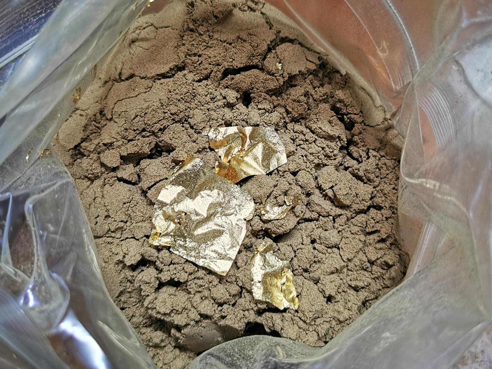 煙供粉製作多再加入一些金粉與金粉,對求財的助緣之力會大增
