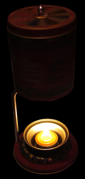 火轉經輪燈99