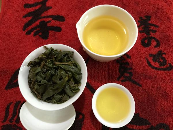 黄金甘露茶(杉林溪高山茶)15图片