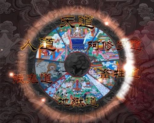 六道眾生是指,天道、人間道、修羅道、畜生道、餓鬼道、地獄道。