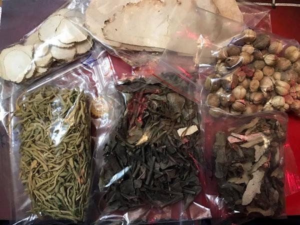 龍王煙供粉,龍藥1