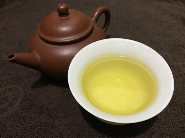 黃金甘露茶,春茶,杉林溪高山茶1