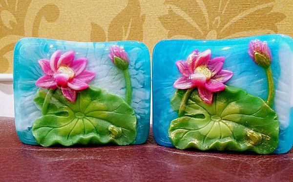 蓮花手工皂
