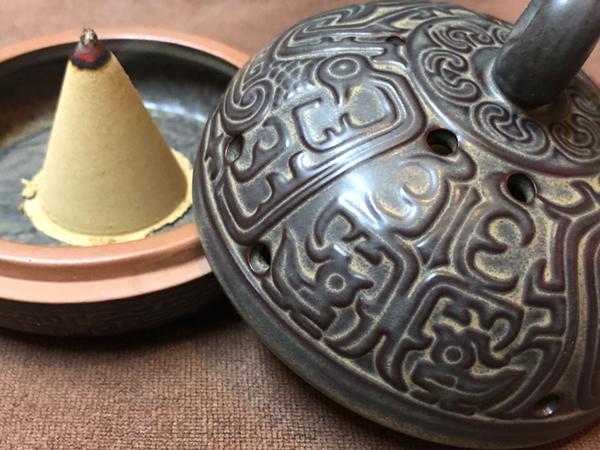 朱雀陶瓷香爐,香爐4