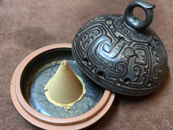 朱雀陶瓷香爐,香爐6