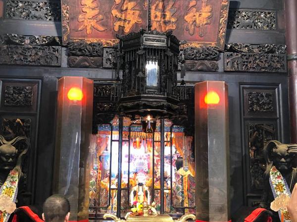 北港媽祖廟,媽祖,媽祖婆