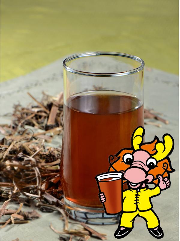 青草茶,古早味青草茶