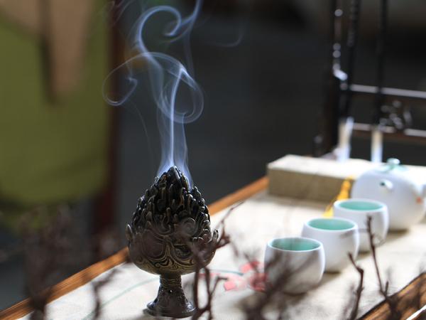 香爐,煙供爐