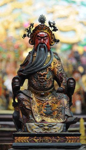 關聖帝君-道教