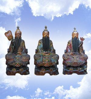三清祖師-道教
