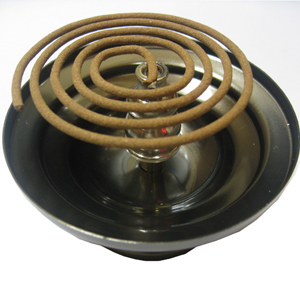Image result for coil incense holder